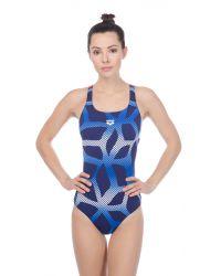 Купальник слитный Arena Spider Swim Pro Back Lb