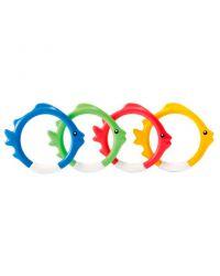 Кольца для ныряния Intex (4 шт)