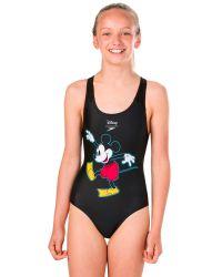 Купальник слитный детский Speedo Disney Mickey Mouse