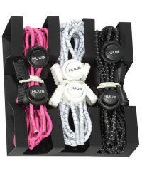 Шнурки для кроссовок для триатлона HUUB Lace Locks  SS19 (комплект из 3 пар)