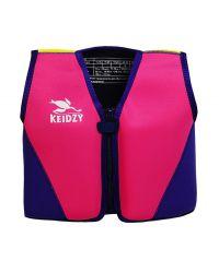 Жилет детский с поплавками для обучения плаванию Keidzy SS19