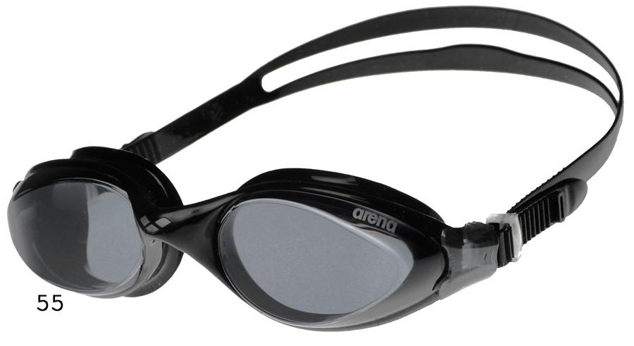 Классические тренировочные очки для плавания - Arena Imax Mirror