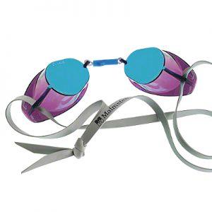 Знаменитые стартовые очки для плавания Malmsten