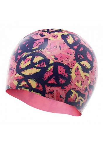 Шапочка для плавания TYR Peace Swim Cap