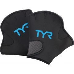 Акваперчатки для аквафитнеса TYR Aquatic Resistance Gloves