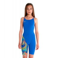 Гидрокостюм детский Speedo Junior Fastskin Endurance+ Openback Kneeskin