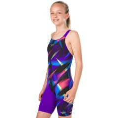 Гидрокостюм детский Speedo Junior Fastskin Endurance+ Openback Kneeskin Line