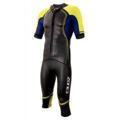 Гидрокостюм для свимрана мужской ZONE3 Swim-Run Versa Wetsuit 2 мм