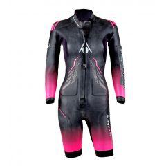 Гидрокостюм для свимрана женский со съемными рукавами Aqua Sphere Swim&Run Wetsuit, 3.5/3/2/1.5 мм