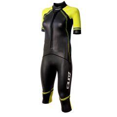 Гидрокостюм для свимрана женский ZONE3 Swim-Run Versa Wetsuit 2 мм