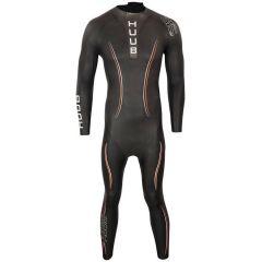 Гидрокостюм для триатлона утепленный мужской HUUB Aegis Thermal Wetsuit, 3/5 мм