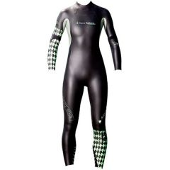 Гидрокостюм для триатлона женский Aqua Sphere Racer Black, 5 мм