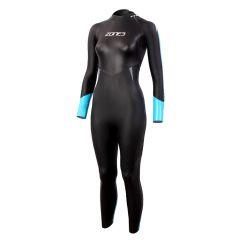 Гидрокостюм для триатлона женский ZONE3 Advance Wetsuit 2/3/4мм