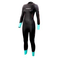 Гидрокостюм для триатлона женский ZONE3 Vision Wetsuit 2/5мм