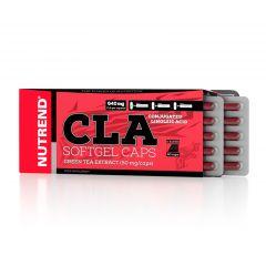 Капсулы CLA Nutrend, для улучшения жирового обмена, №60