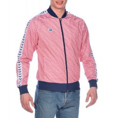 Кофта с длинным рукавом мужская Arena Icons Diamonds Relax Team Jacket