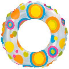 Круг надувной детский Intex Lively (6-10 лет)