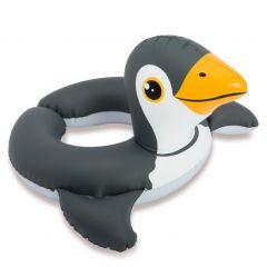 Круг надувной детский Intex Животные (3-6 лет)