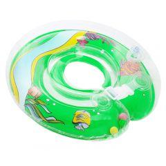 Круг надувной на шею детский Keidzy (0,5-3 года)
