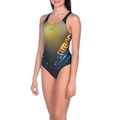 Купальник слитный Arena Daydreamer Black Swimsuit
