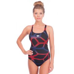 Купальник слитный Arena Spider Swim Pro Back