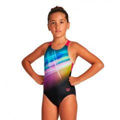 Купальник слитный детский Arena Cheery Jr Swim Pro Back L