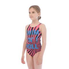 Купальник слитный детский Arena Swim Roll Junior