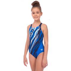Купальник слитный детский Arena Zephiro Junior Swim Pro L