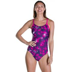 Купальник слитный Speedo Blastlight Allover Muscleback