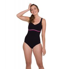Купальник слитный Speedo ContourLuxe Swimsuit Black