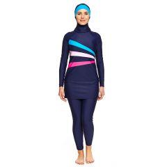 Купальник закрытый (мусульманский) буркини ZOGGS Sandon Modesty Suit