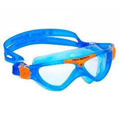 Маска для плавания детская Aqua Sphere Vista Junior Clear