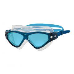 Маска для плавания ZOGGS Tri-Vision Mask, Blue Tinted