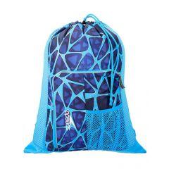 Мешок для аксессуаров Speedo Deluxe Ventilator Mesh Bag Blue