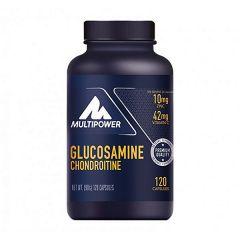 Multipower Глюкозамин хондроитин Glucosamine Chondroitin, 120 капсул
