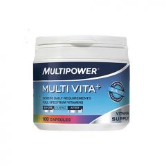 Multipower Капсулы ACTIVE Multi Vita+, 100 капсул