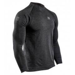 Мужская тренировочная футболка с длинным рукавом Compressport