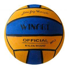 Мяч для водного поло Winart Official Yellow (размер 3)