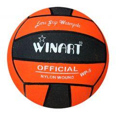 Мяч для водного поло Winart Stripped Orange (размер 5)