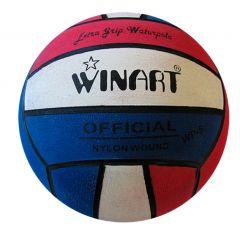 Мяч для водного поло Winart Stripped Red (размер 5)