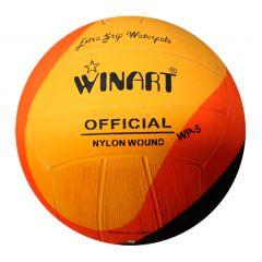 Мяч для водного поло Winart Swirl Orange (размер 5)