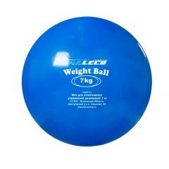 Мяч вейтбол гимнастический Streda Home ПВХ 7 кг