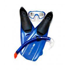 """Набор """"маска+трубка+ласты"""" Aqua Lung Aquatics Pacifica"""