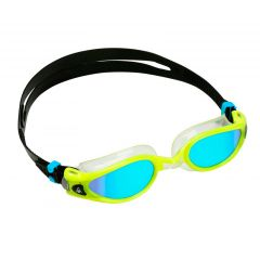 Очки для плавания Aqua Sphere Kaiman EXO Regular Titanium Mirrored