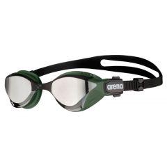 Очки для плавания Arena Cobra Tri Swipe Mirror Silver/Khaki - 560