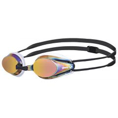 Очки для плавания Arena Tracks Mirror Gold