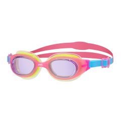 Очки для плавания детские ZOGGS  Little Sonic Air (0-6 лет) Pink/Green