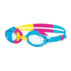 Очки для плавания детские ZOGGS Little Bondi (0-6 лет), Clear/Blue