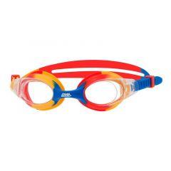 Очки для плавания детские ZOGGS Little Bondi (0-6 лет), Clear/Red