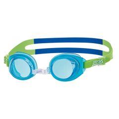Очки для плавания детские ZOGGS Little Ripper (0-6 лет), Blue/Green